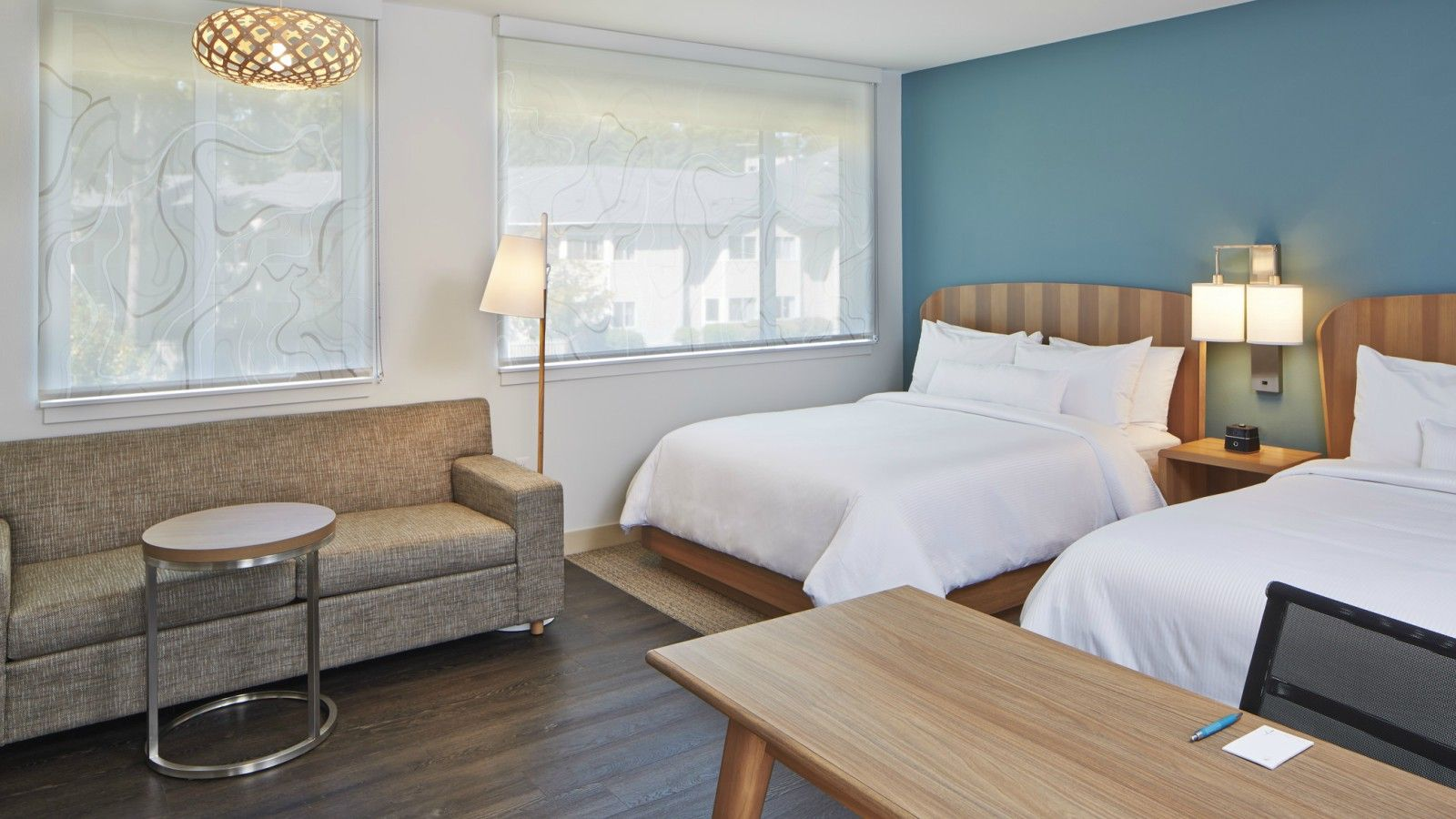 Redmond Accommodations - Accessible Guest Room